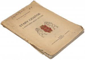 Mennica Gdańska, Kruszyński 1912 [Stary Gdańsk i historya jego sztuki]