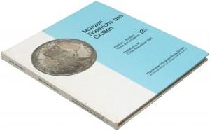 Frankfurter Munznandlun 1988 - Monety czasów Fryderyka Wielkiego