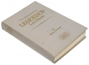 Numismatisches Legenden- Lexikon, Rentzmann [reprint 1980]