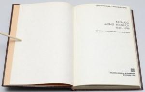 Katalog Monet Polskich (1649-1696) - w oprawie