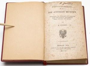 Die Antiken Münzen, M. Pinder, Berlin 1851