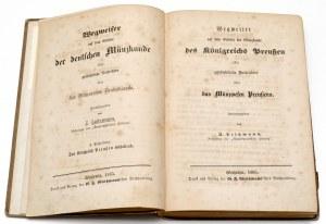Wegweiser auf dem gebiete der deutsche Münzkunde (Preussen), Weiztzensee 1865, Leitzmann