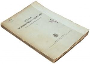 O nieprawidłowo bitych denarach za czasów Chrobrego, Zakrzewski [Studia Wczesnośredniowieczne T.II]