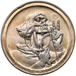 Próba 100 złotych 1925 DUŻY Kopernik