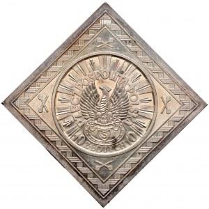 KLIPA 10 złotych 1934 Piłsudski