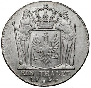 Preussen, Friedrich Wilhelm II, Taler 1794-A Berlin