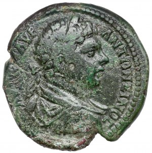 Karakalla (198-217 n.e.) Tracja, Pautalia, Brąz