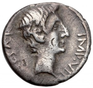 Oktawian August (27 p.n.e.-14 n.e.) Kwinar