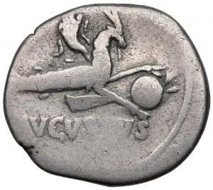 Oktawian August (27 p.n.e.-14 n.e.) Denar - Koziorożec
