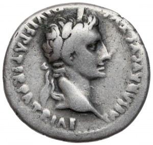 Oktawian August (27 p.n.e.-14 n.e.) Denar - Wnuczkowie