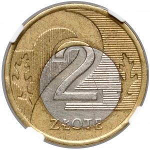 Destrukt 2 złote 2007 - niecentryczny rdzeń