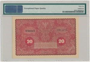 20 mkp 1919 - II Serja S