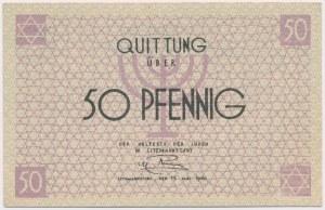 Getto 50 fenigów 1940