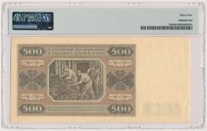 500 złotych 1948 - AM