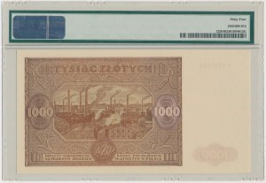 1.000 złotych 1946 - P (Mił.122a)