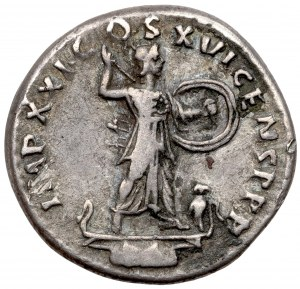 Domicjan (81-96 n.e.) Denar - Minerwa