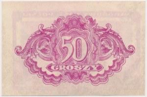 50 groszy 1944 - ex Lucow