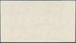 1 złoty 1938 Chrobry - tylko druk rewersu