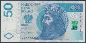 50 zł 2017 - AX 0000400