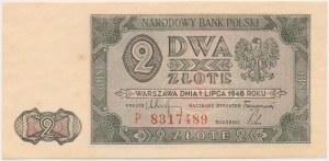 2 złote 1948 - P