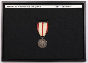 Medal za Ratowanie Ginących