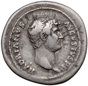 Hadrian (117-138 n.e.) Cystofor, Efez - Rzadkość!