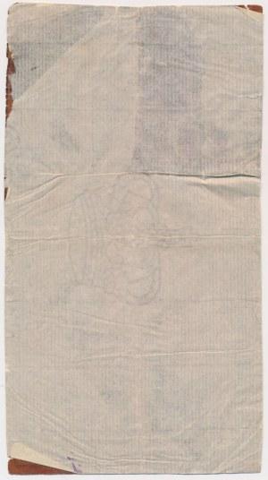 50 złotych 1794 - B - PIETER DE VRIE[S] & COMP- podklejone
