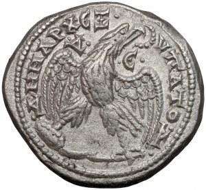 Karakalla (198-217 n.e.) Tetradrachma, Antiochia
