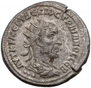 Trajan Decjusz (249-251 n.e.) Tetradrachma, Antiochia