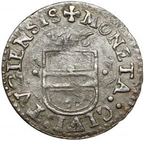Switzerland, Zug, 3 kreuzer 1606