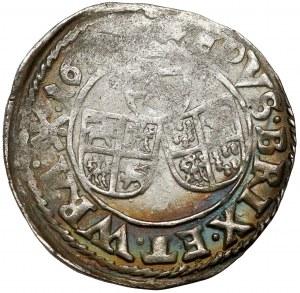 Śląsk, Karol Austriacki, 3 krajcary (1614-1618), Nysa