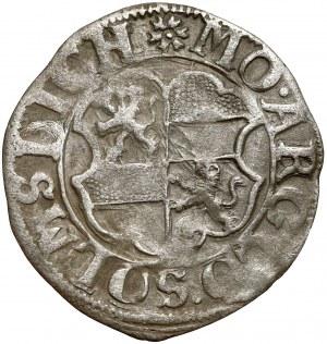Solms-Lich-Grafschaft, Eberhard und Hermann Adolf, 3 kreuzer 1593