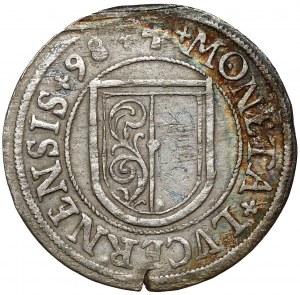Switzerland, Luzern, 3 krezuer 1598