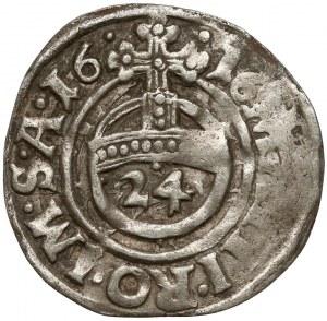 Halberstadt-Bistum, Christian von Braunschweig, 1/24 taler 1616