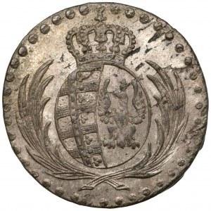 Księstwo Warszawskie, 10 groszy 1812 IB - PIĘKNE