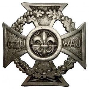 II RP, Krzyż harcerski