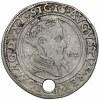 Zygmunt II August, SZÓSTAK Wilno 1562 - szeroki - GROSS AR - RZADKOŚĆ