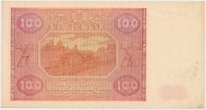 100 złotych 1946 - mała litera