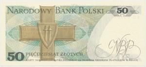 50 złotych 1975 - BD - niski numer - 0000499
