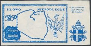 Solidarność, 200 złotych Jan Paweł II - niebieski - rzadkie