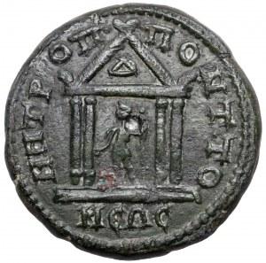 Geta (198-209 n.e.) Moesia Inferior, Tomis, AE26
