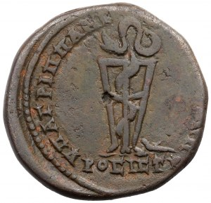 Diadumenian (217-218 n.e.) Moesia Inferior, Nikopolis ad Istrum, AE26