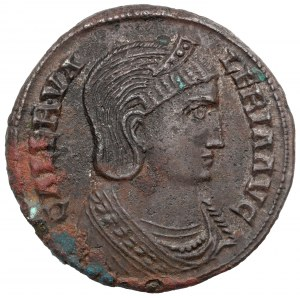 Galeria Waleria (305-311 n.e.) Follis, Aleksandria - żona Galeriusza