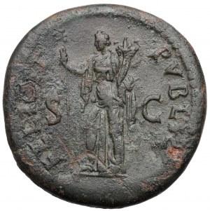 Tytus (79-81 n.e.) Sesterc, Rzym