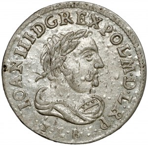 Jan III Sobieski, Szóstak Bydgoszcz 1684 TLB