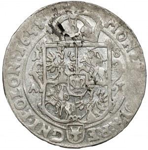 Jan II Kazimierz, Ort Poznań 1658 - AT pod 18