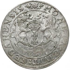 Zygmunt III Waza, Ort Gdańsk 1625 - P: - ładny