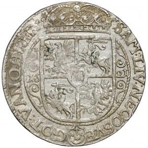 Zygmunt III Waza, Ort Bydgoszcz 1621 - SIGIS - wczesny portret - rzadki