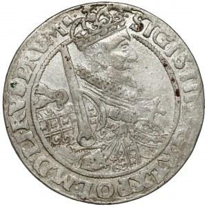 Zygmunt III Waza, Ort Bydgoszcz 1622 - PRV M - błąd L•I