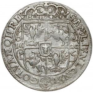 Zygmunt III Waza, Ort Bydgoszcz 1622 - PR M - poprawiona legenda